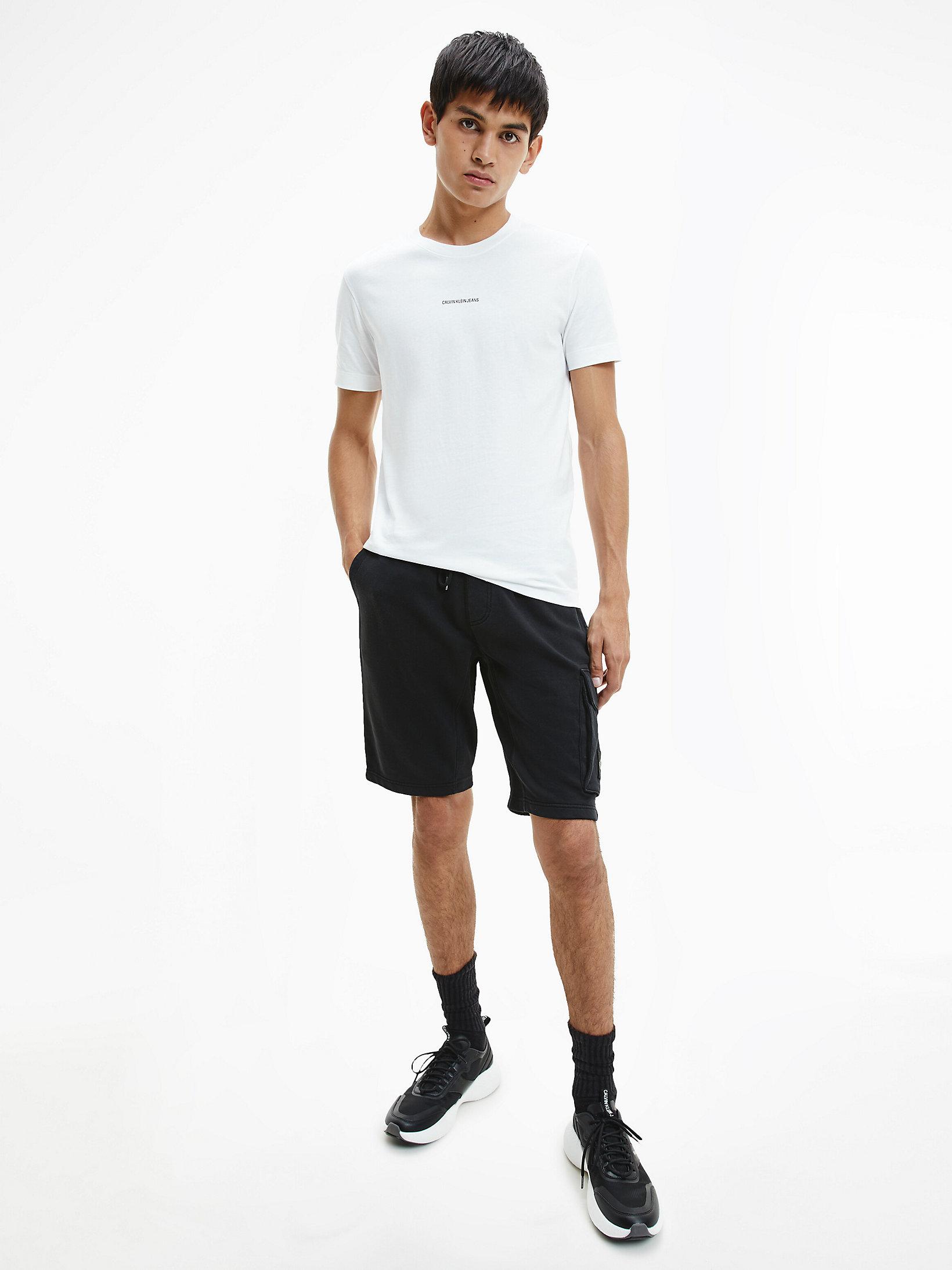 Calvin Klein Jogger Shorts Black