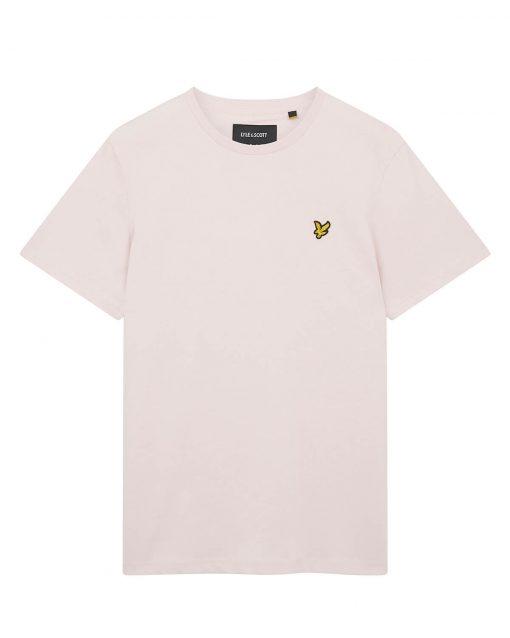 Lyle & Scott Plain T-shirt Stonewash Pink
