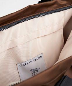 Tiger of Sweden Blaue Travel Bag Brown