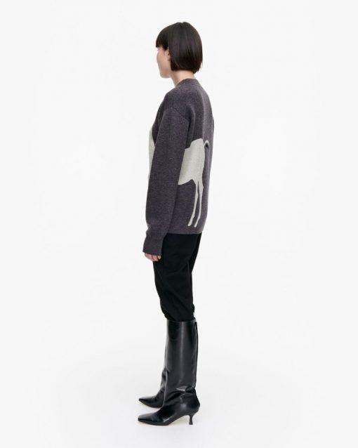 Metsikkö Tamma knit black