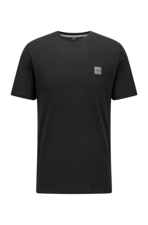 Hugo Boss Tales Crew Neck T-shirt Black