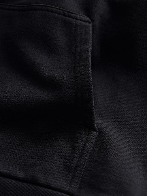 Men's Moment hood black