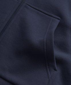 Men's Original Zip Hood blue shadow