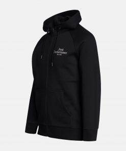 Men's Original Zip Hood black