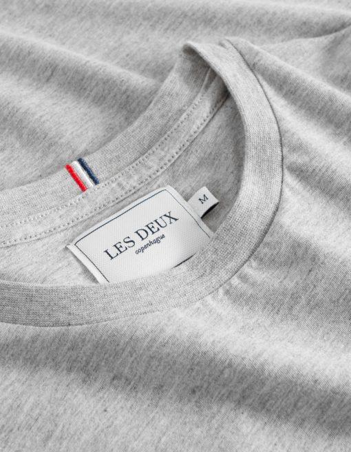 Les Deux Amalfi T-shirt Light Grey