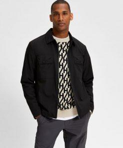 Selected Homme Patrik Jacket Black