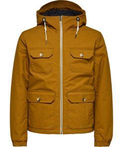 Selected Homme Baker Padded Jacket Tapenade