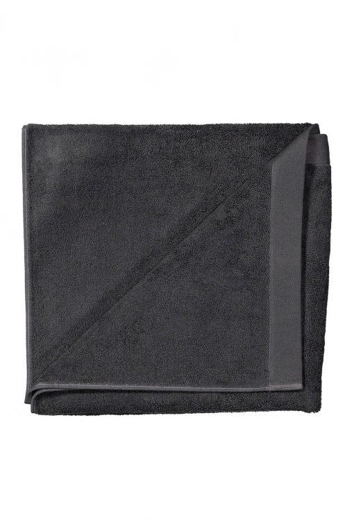 Balmuir Lugano Towel 50 x 70 Dark Grey