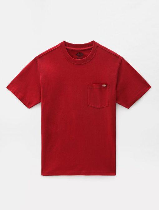 Dickies Porterdale T-shirt Biking Red