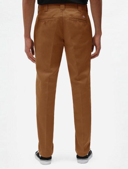 Dickies 872 Slim Fit Work Pant Brown Duck