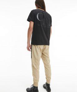 Calvin Klein Back Logo T-shirt Black