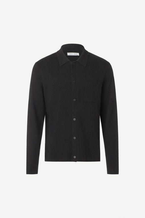 Samsoe & Samsoe Guna X Shirt Black