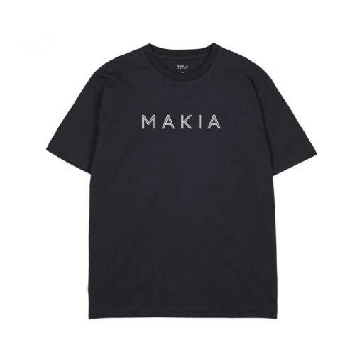 Makia Oksa T-shirt Black