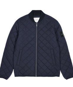 Makia Metropol Jacket Dark Blue