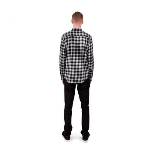 Makia Camino Shirt Black