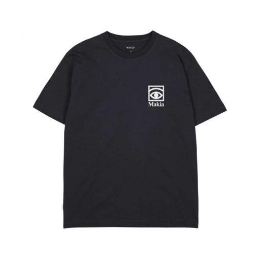 Makia Ögon T-shirt Black