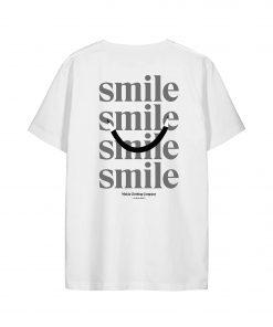Makia Smile T-shirt White