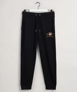 Gant Archive Shield Sweat Pants Black