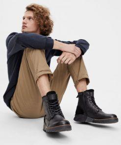 Bianco Biadirk Warm Boot Black