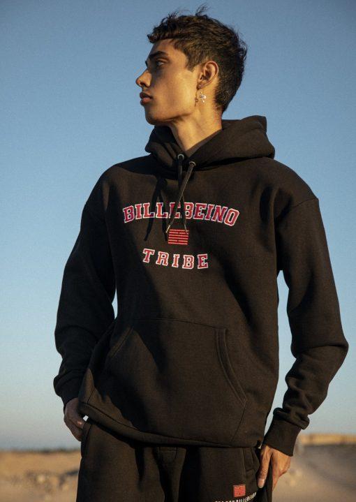 Billebeino Tribe Hoodie Black