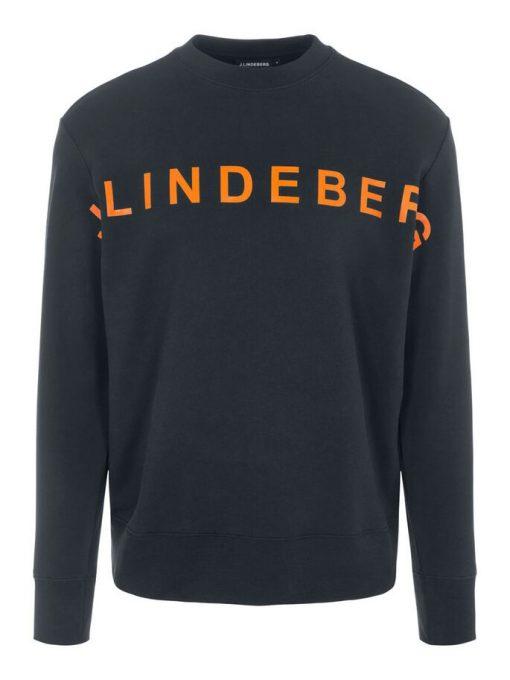 J.Lindeberg Jamie Logo Sweatshirt Black