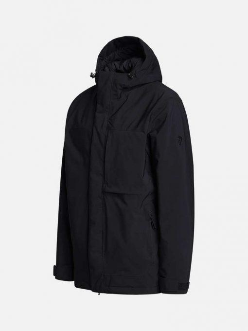 Peak Performance Unfied Jacket Men Black