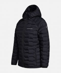 Peak Performance Argon Light Hood Jacket Men Black