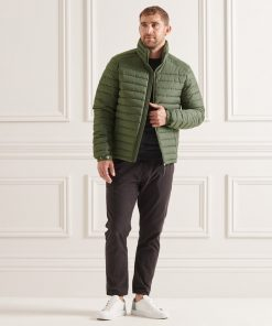 Superdry Studios Non Hooded Fuji Jacket Thyme