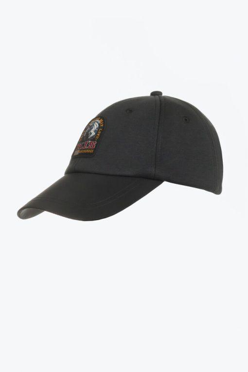 Parajumpers Fleece Patch Cap Black
