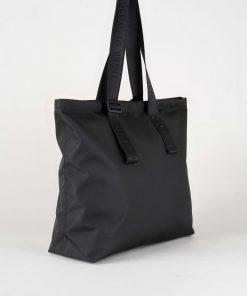 Tiger of Sweden Blaue Travel Bag Black
