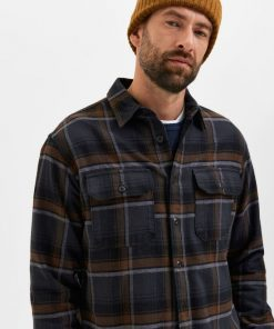 Selected Homme Alfred Shirt Demitasse