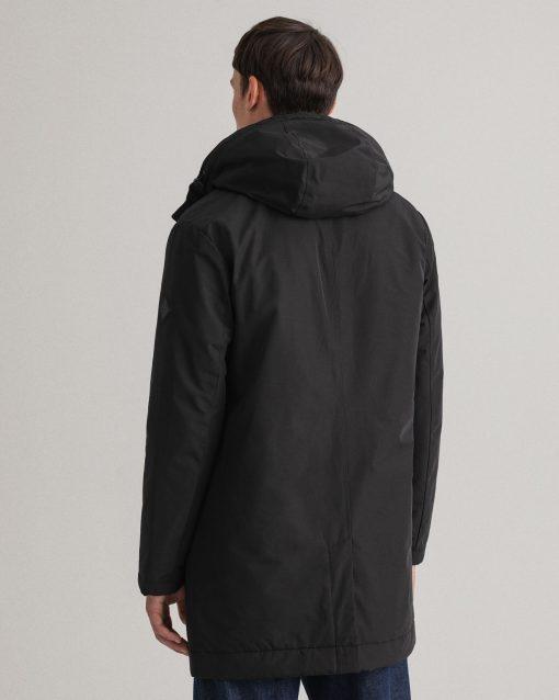 Gant Padded Car Coat Black