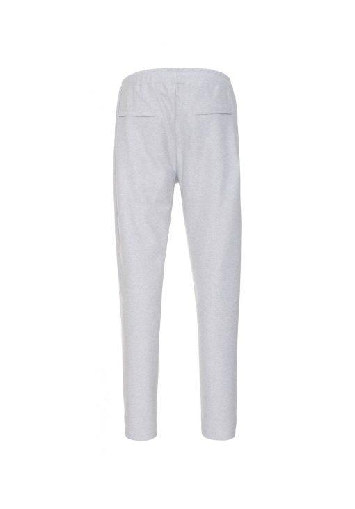 Billebeino Twill Sweatpants Grey Melange
