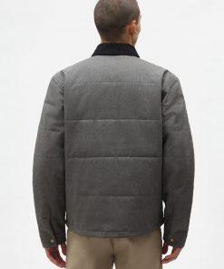 Dickies Pedro Bay Jacket Heather Grey