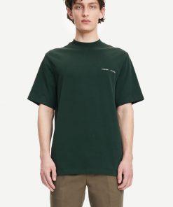 Samsoe & Samsoe Norsbro T-shirt Scarab