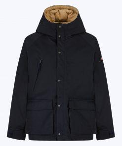 Holubar Short Hunter Jacket LI77 Black